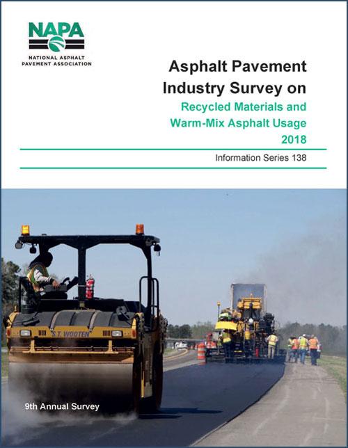 Asphalt Pavement Industry Survey
